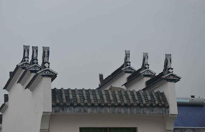 马头墙——徽派建筑的缩影