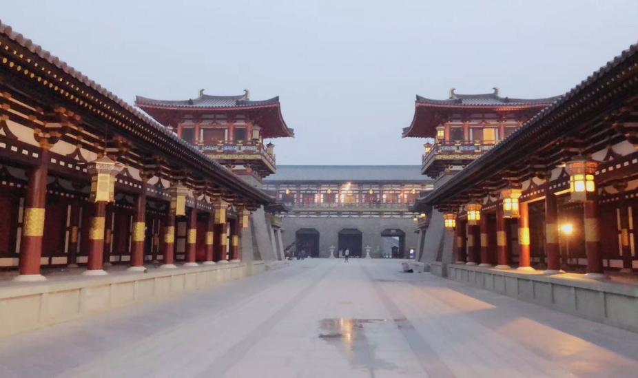 中国古代建筑的方位