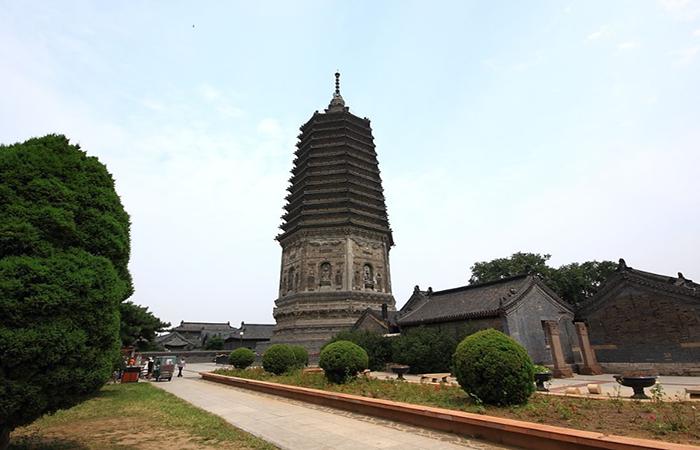中国古塔——古代建筑艺术的集大成者