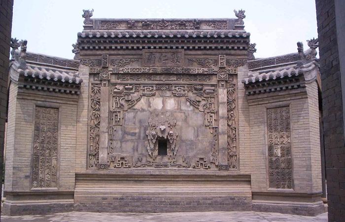 """""""千古萧墙""""——中国传统建筑中的影壁艺术"""