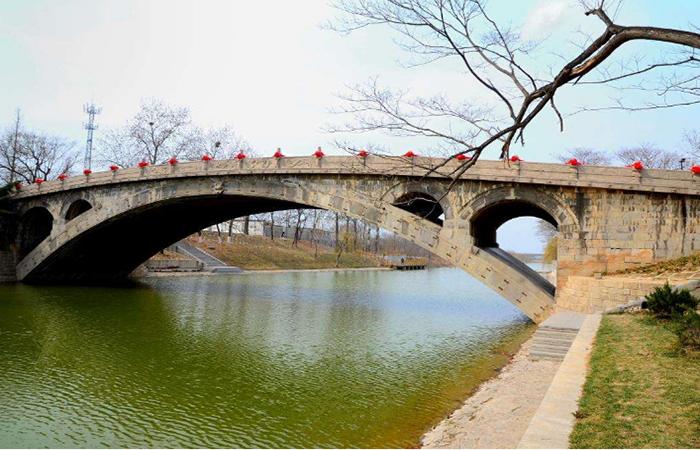 古代桥梁建筑的历史,中国古文明的标志!
