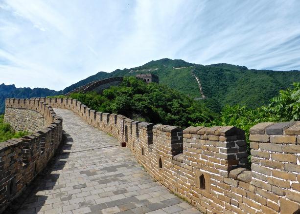 中国古建筑长城
