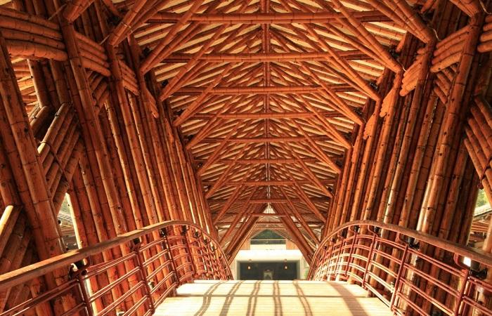 中国古建筑中的榫卯结构