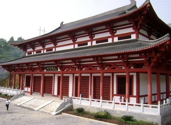 古建筑结构