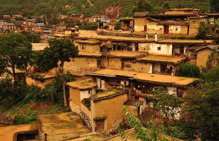 """城子古村:民居建筑文化与建造技术中的""""活化石"""""""
