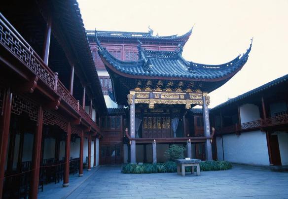 中国传统建筑材料