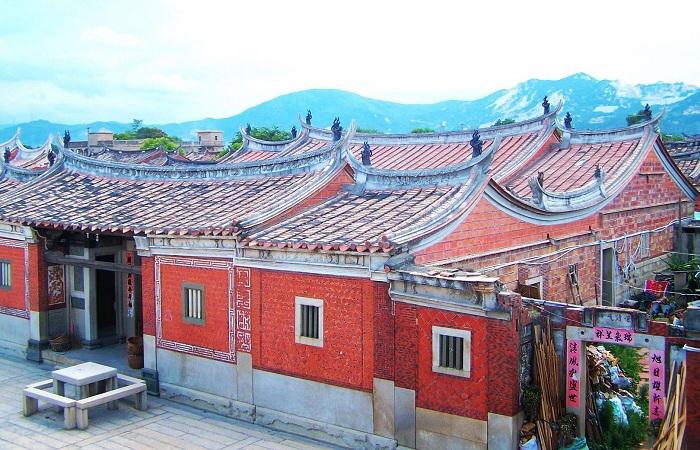 蔡氏古民居建筑群——闽南建筑的代表