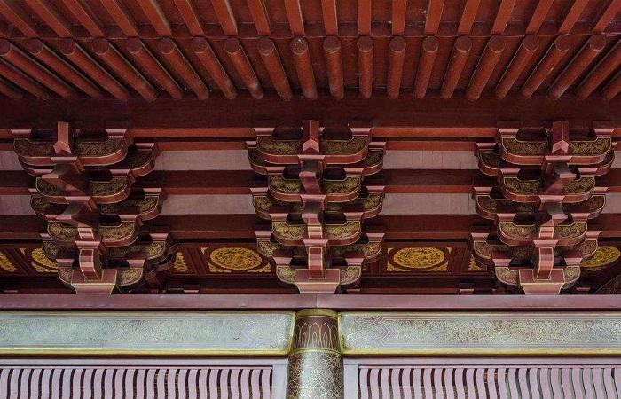 斗拱——中国古建筑的灵魂