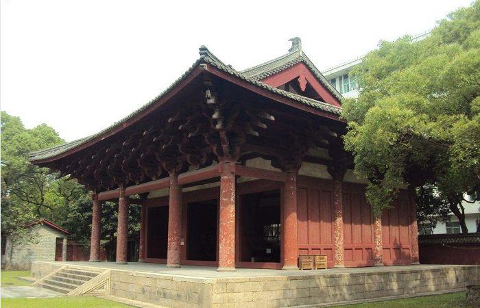 福州华林寺大殿——江南第一木构建筑