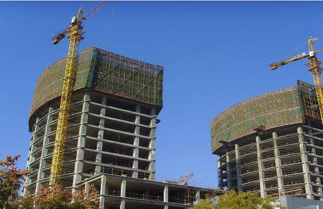 济南建筑项目工地