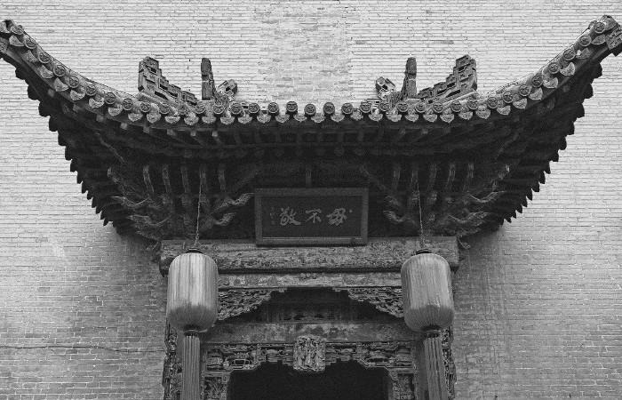 中国古建筑拍摄技巧,学好这几招可以拍的很好看