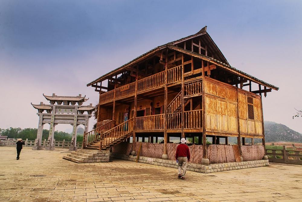 布依族建筑