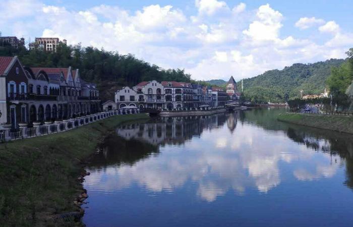 健康与旅游:可发展融合不同产业体系的健康小镇