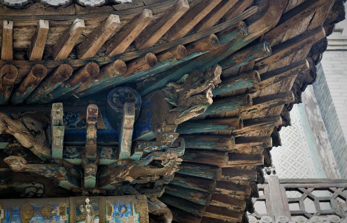 """中国古建筑""""顶天立地""""的角色——斗拱"""