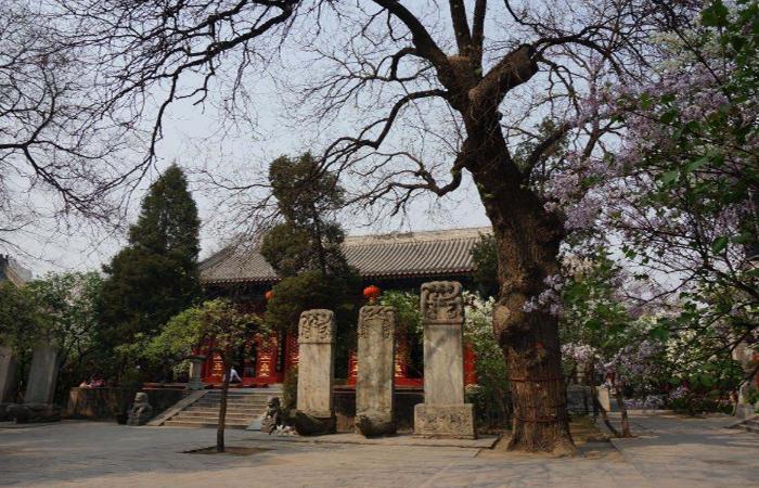 法源寺——北京城内历史最悠久的古寺庙建筑群