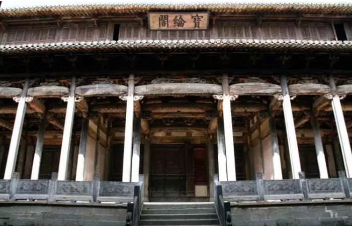 月梁:中国古建筑重要构件,肩负屋顶的脊梁!