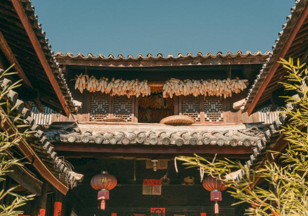 中国民间古建筑