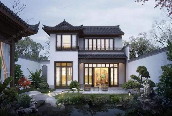 新中式建筑
