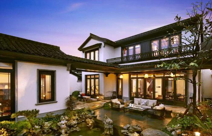传统建筑文化回归,新中式建筑将成为主流!