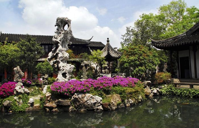 中国古代园林:造园家的山水情结和审美意趣