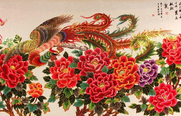 粤绣——中国四大名绣之一