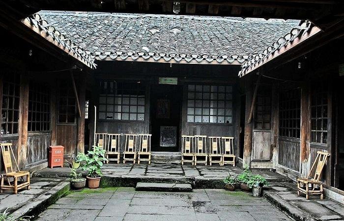 李庄古镇——万里长江第一古镇