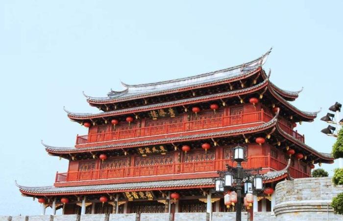潮州传统建筑木结构技艺——独具鲜明地方特色