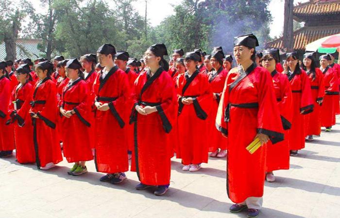 儒家文化与中国传统文化之间的关系