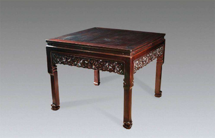 中国传统家具八仙桌的历史与发展