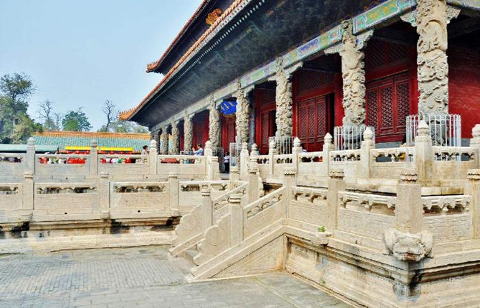 中国传统建筑石构件台基的分类有哪些?