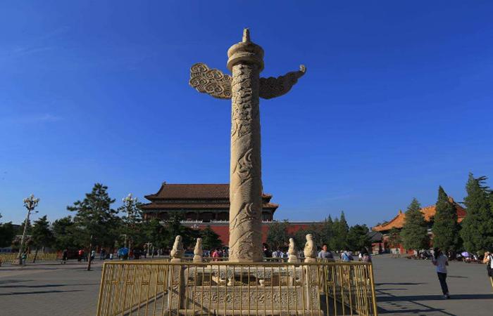 华表——中国古代传统建筑石雕构件