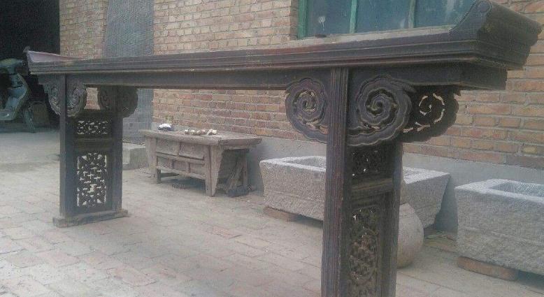 古代传统家具条几