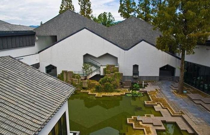 新中式建筑案例:绩溪博物馆