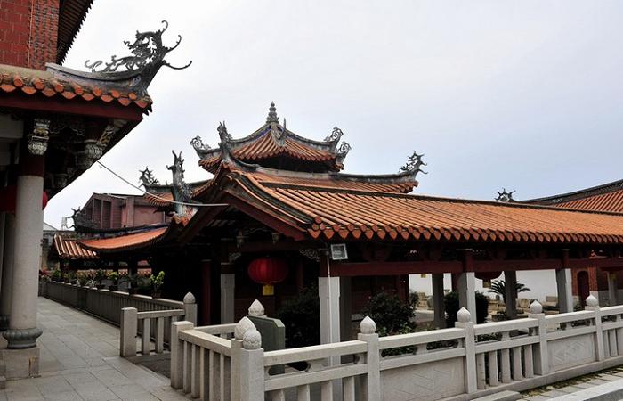 泉州开元寺十四景传说