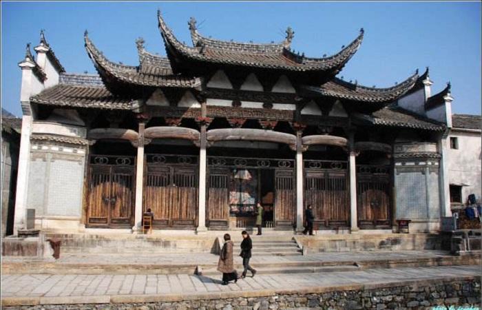 龙川胡氏宗祠——中国第一祠堂