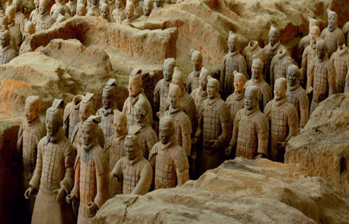 秦陵考古的新认知——缤纷多姿的秦文化