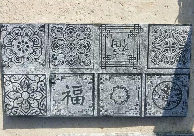 石材雕花砖仿古石材壁画仿古石雕