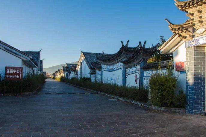 云南白族传统民居建筑