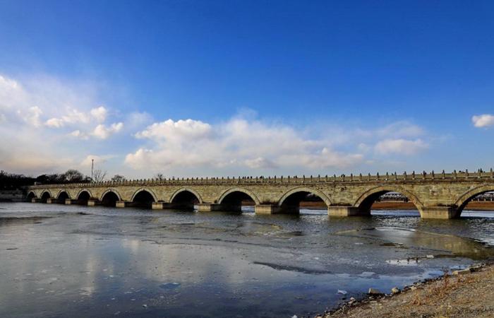 中国传统石雕建筑:石拱桥的历史与发展