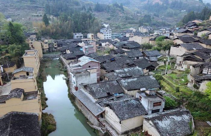 禾溪村:千年古村,古代民居建筑的典范!