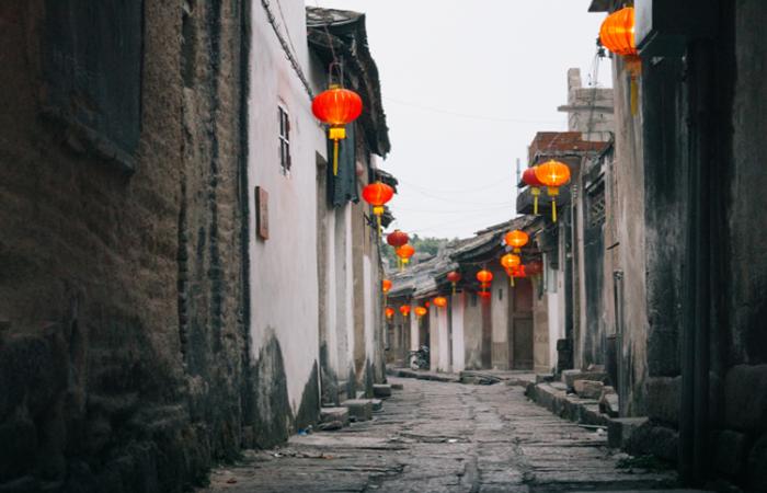 龙湖古寨:千年岁月变迁,国宝级古建筑群!