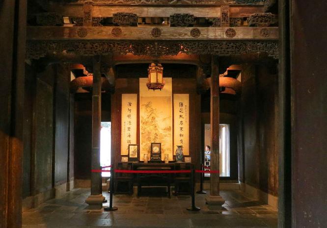 古徽州建筑