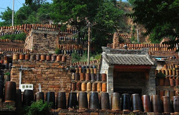 瓷器上的城堡 ——陕西陈炉古镇