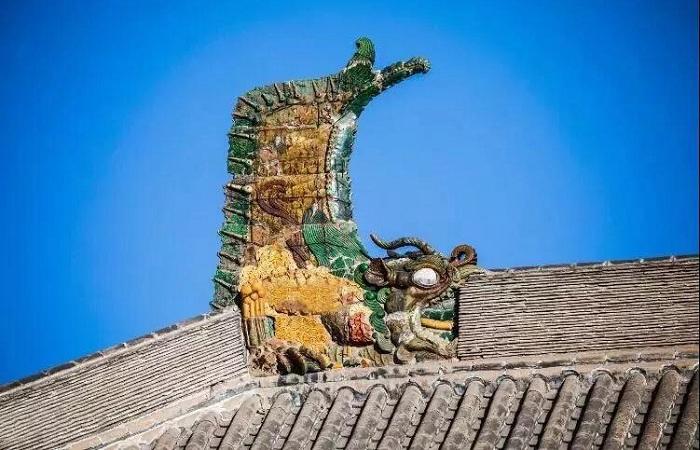 鸱吻——中国古建筑正脊两端上的精灵