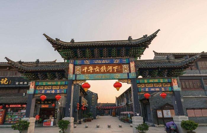 河下古镇——淮安历史文化名城街区