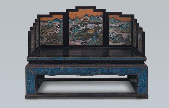 中国传统建筑对中国古典家具的影响