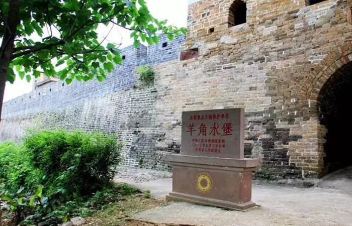 羊角水堡:规模宏大的明清军事城堡