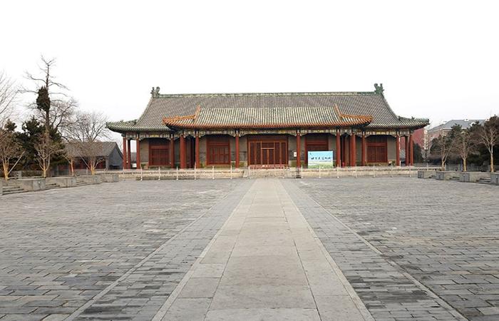 普渡寺:北京皇城内重要的藏传佛教寺庙