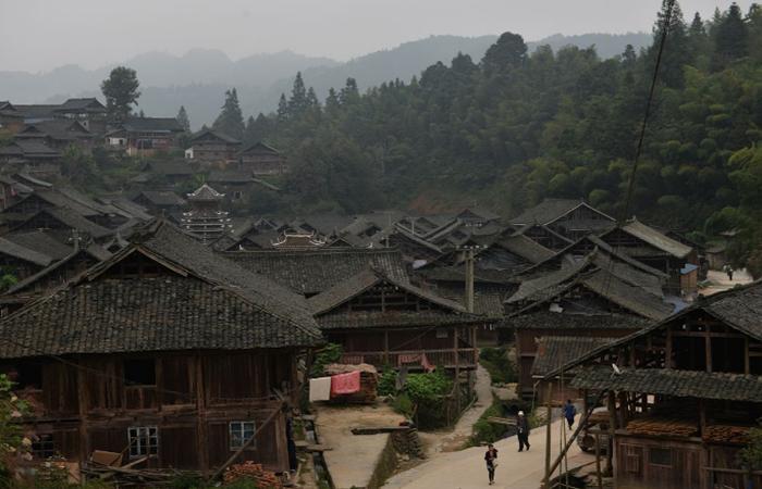 第五批列入中国传统村落名录的村落名单
