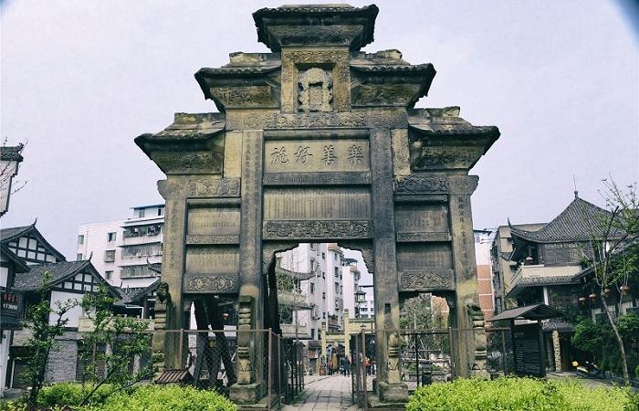 隆昌石牌坊——中国石牌坊之乡